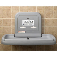 Koala KB200 Baby Changing Station Horizontal Polypropylene Surface Mounted
