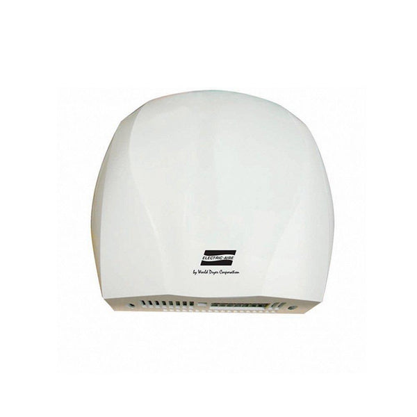 World Dryer LN-974A Electric-Aire Automatic Hand Dryer - White
