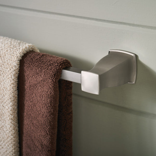 Moen MY35 Hensley Towel Bar - Brushed Nickel