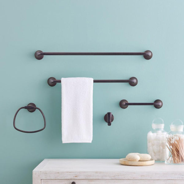 "Moen MY4824 Tiffin Towel Bar 24"" - Prestige Distribution"