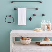 Moen MY4886 Tiffin Towel Ring