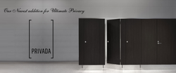 PRIVADA Toilet Partitions