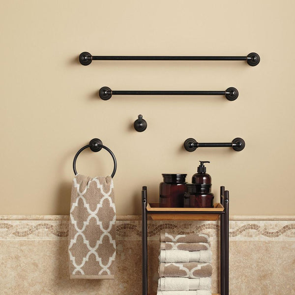 Moen YB1086 Traditional Towel Ring