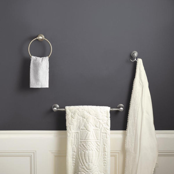 Moen YB8486 Weymouth Towel Ring - Prestige Distribution