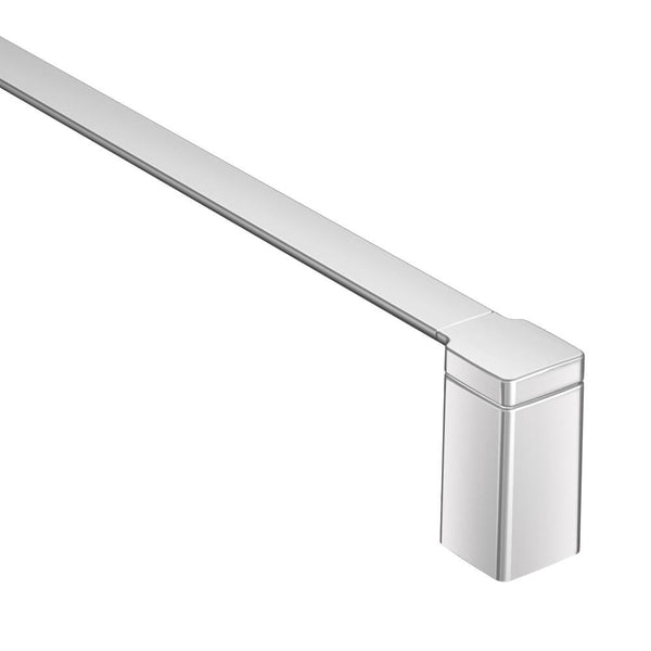 "Moen YB8818 90 Degree Towel Bar 18"" - Prestige Distribution"