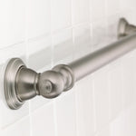 "Moen YG5418 Kingsley Designer Grab Bar 18"" - Prestige Distribution"