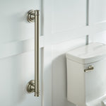 "Moen YG6418 Belfield Designer Grab Bar 18"" - Prestige Distribution"