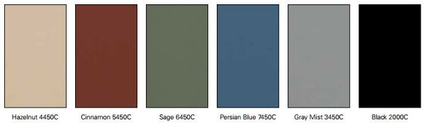 Global Partitions - Color-Thru Phenolic Toilet Partition
