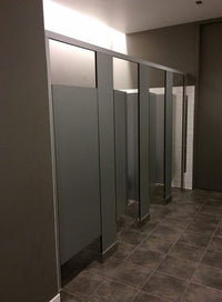 Bobrick - Black Core Phenolic Toilet Partition