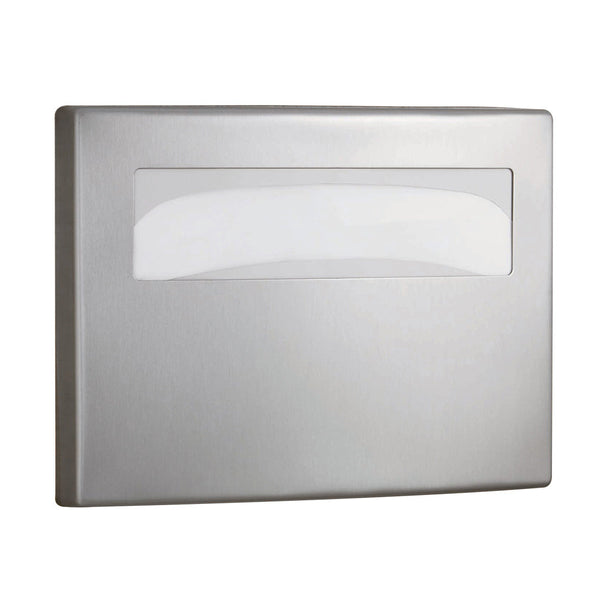 Bobrick B4221 ConturaSeries Seat Cover Dispenser Surface Mounted - Satin