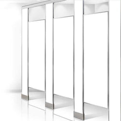 Bobrick Toilet Partitions Cubicle System - Trimline Series HPL