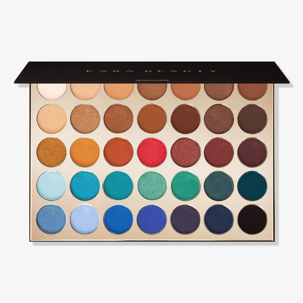 PRO 2  GOLDEN TROPICS  Shadow Palette