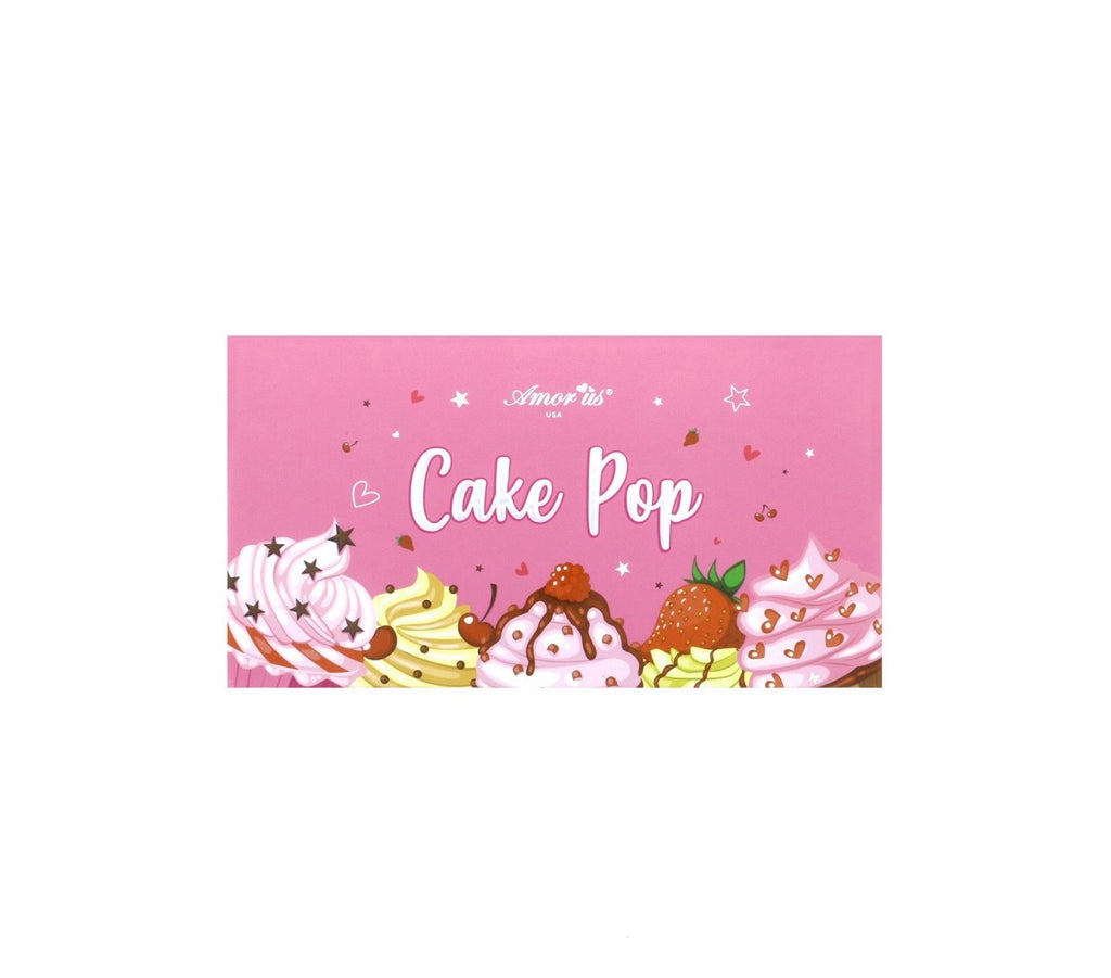 CAKE POP - EYESHADOW & GLITTER PALETTE