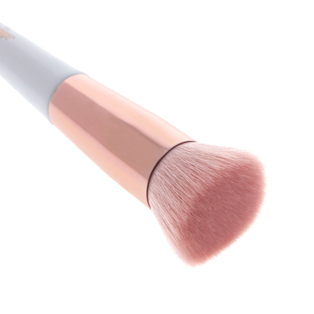 LUXE BASICS FLAT KABUKI FOUNDATION BRUSH #202