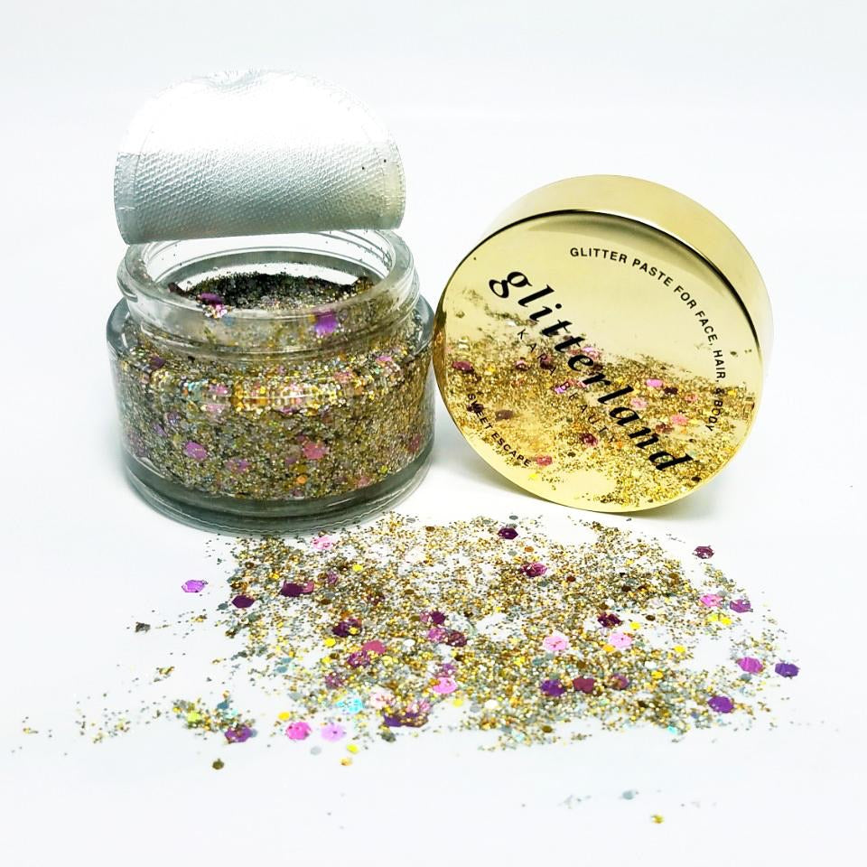 Sweet Escape Glitter Paste