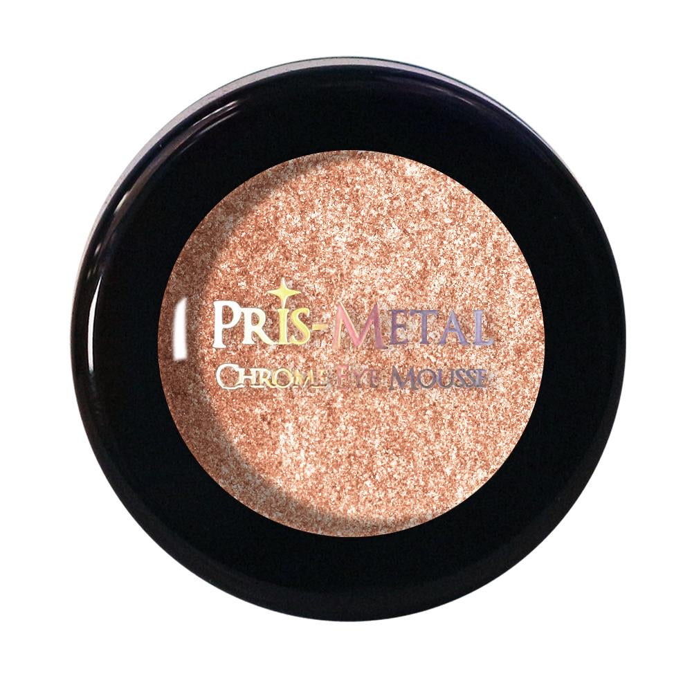 Pris-Metal Chrome Eye Mousse - Melted Crystal