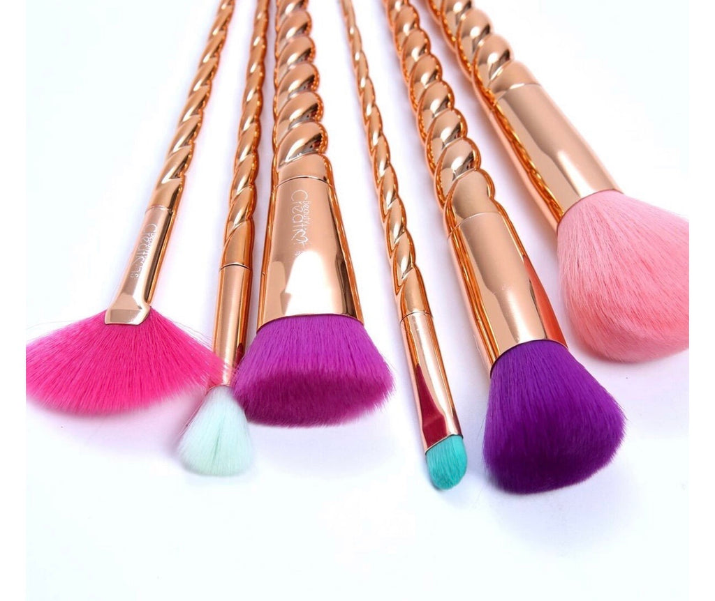 6PC COPPERELLA BRUSH SET