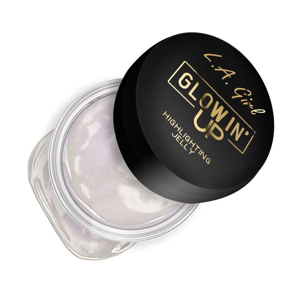 Glowin' Up Jelly Highlighter - Glowaholic