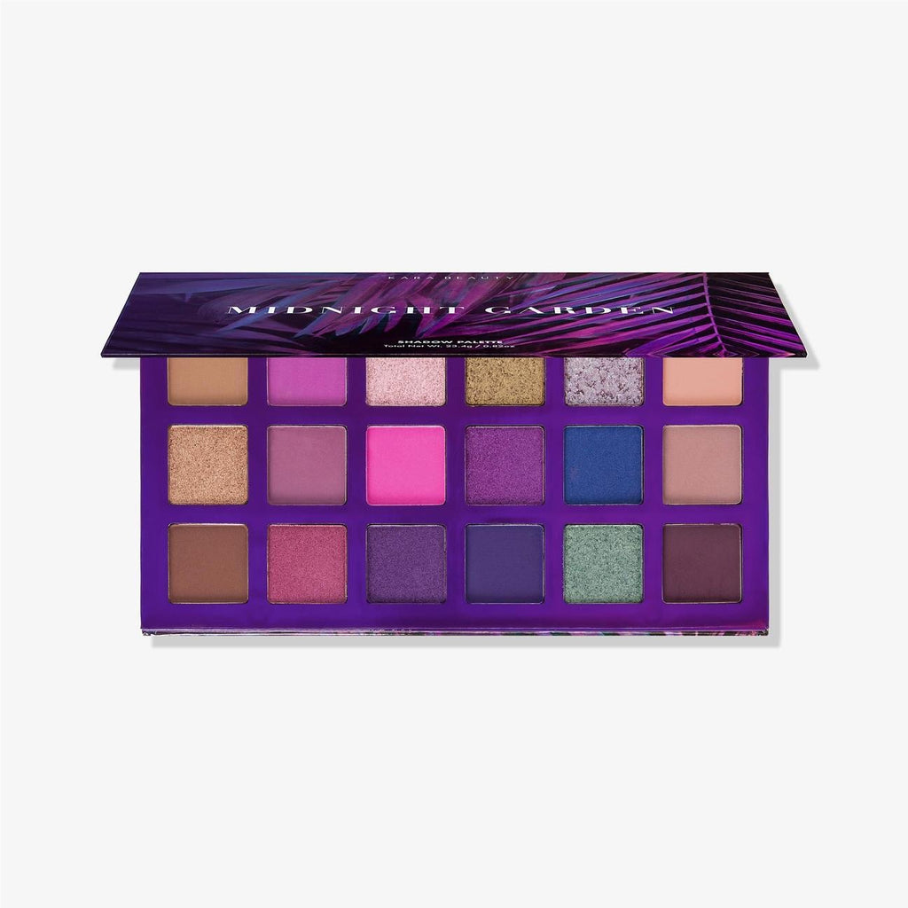 Midnight Garden  Shadow Palette