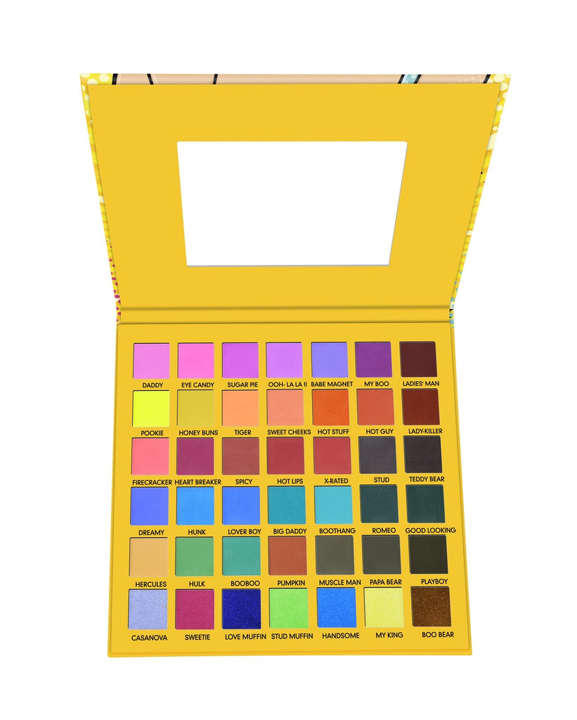 Wow Eyeshadow Palette