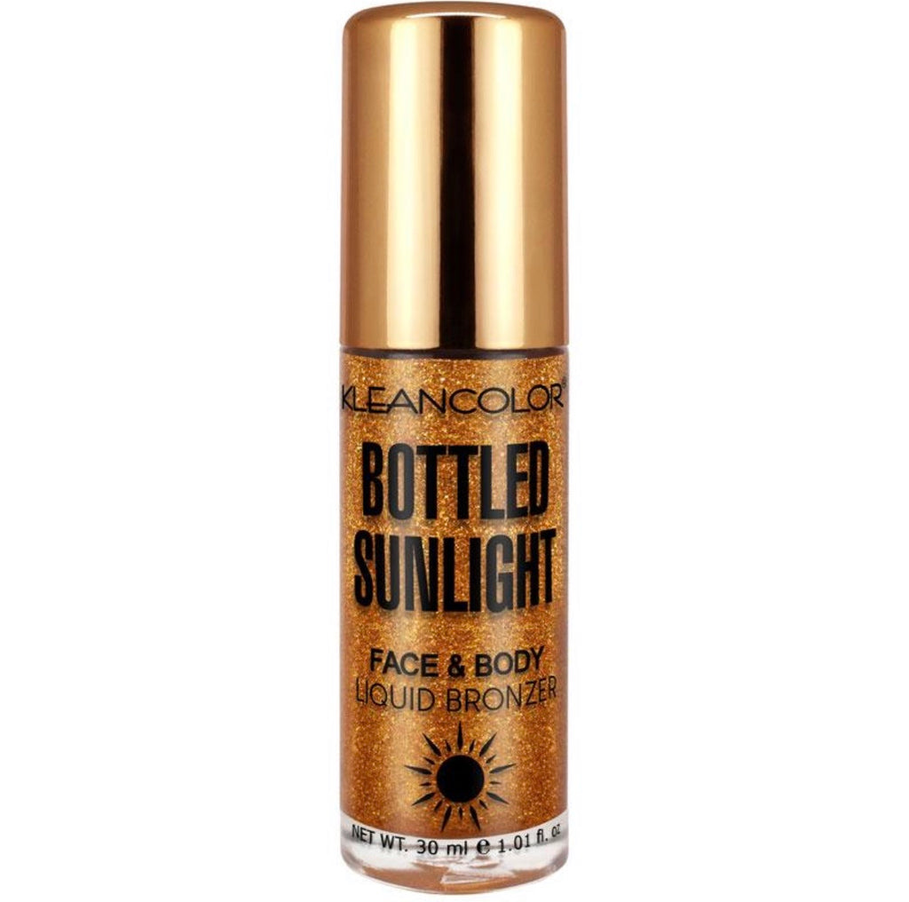 BOTTLED SUNLIGHT-FACE & BODY LIQUID BRONZER