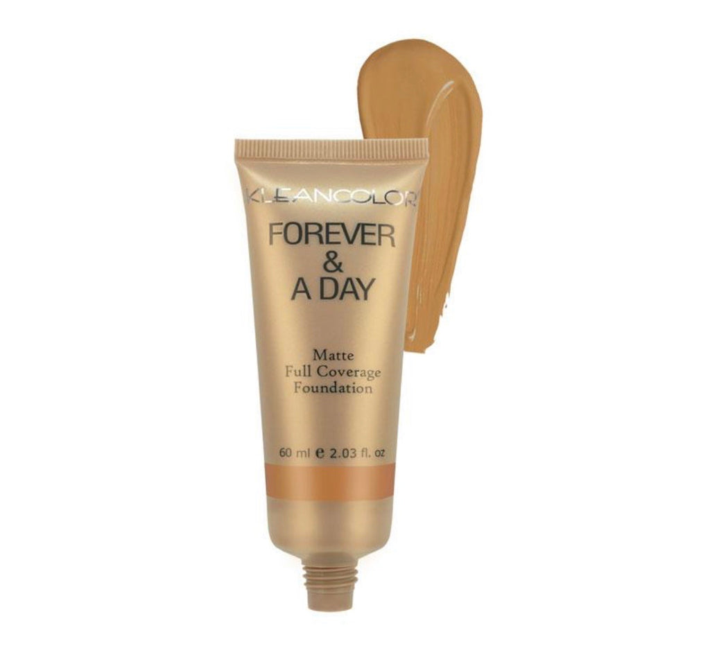 FOREVER & A DAY MATTE FULL COVERAGE FOUNDATION - TAN