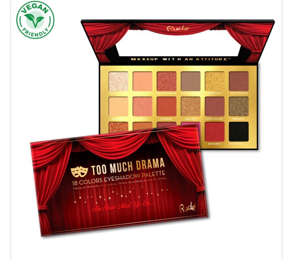 Too Much Drama - 18 Eyeshadow Palette