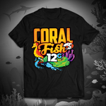 CoralFish12g Exclusive 500K Subs T-Shirt