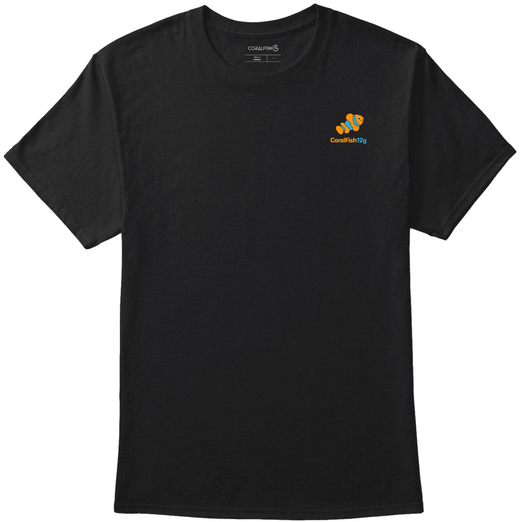 CoralFish12g Printed T-Shirt