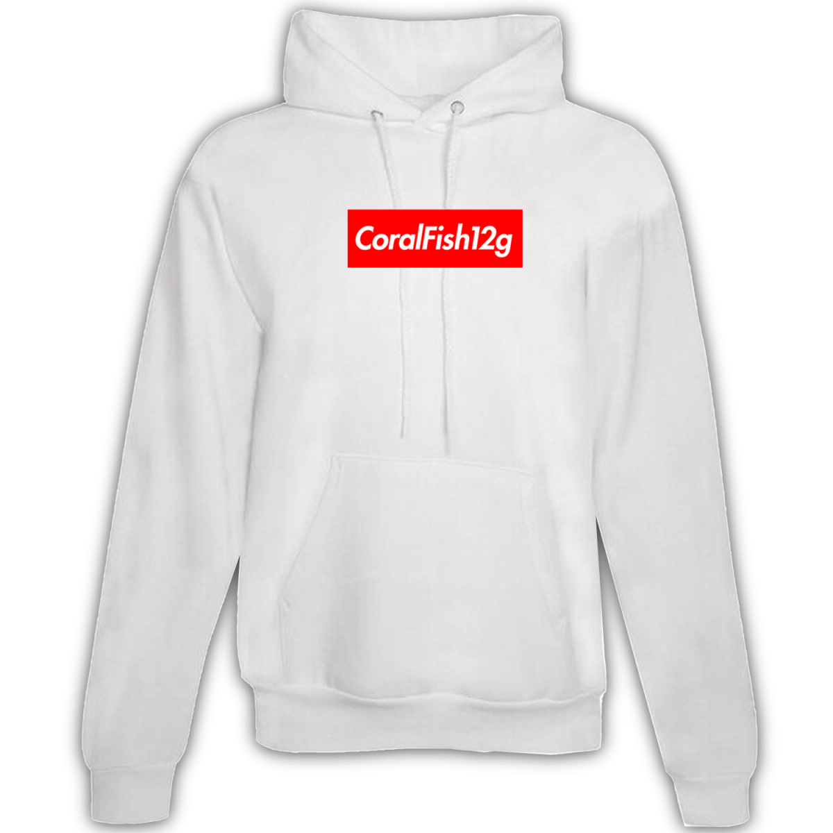CoralFish12g Exclusive Red Box Hoodie