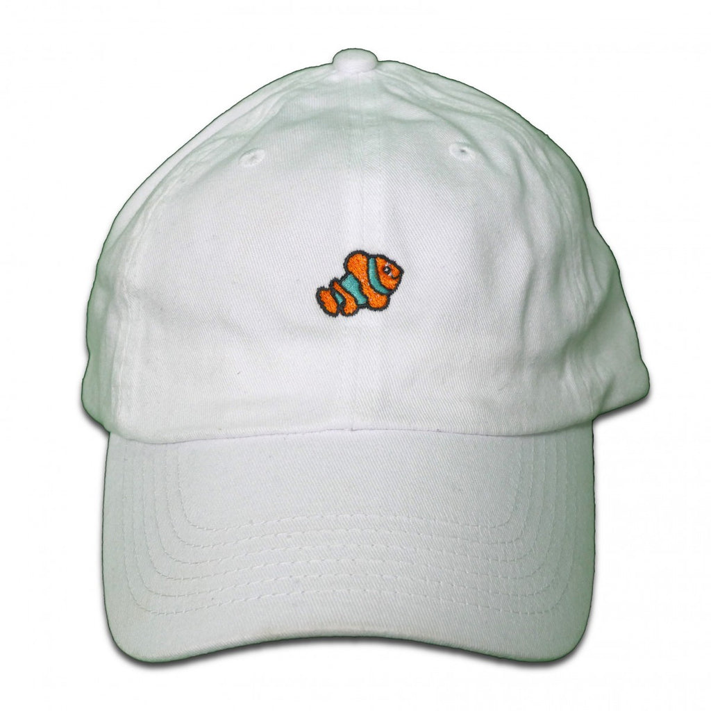 CoralFish12g WHITE HAT