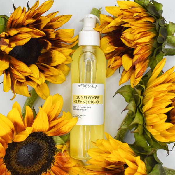 SUNFLOWER CLEANSING OIL