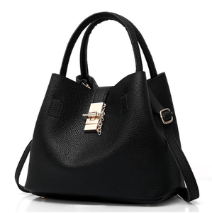 Women Totes Bag Pu Patent Leather