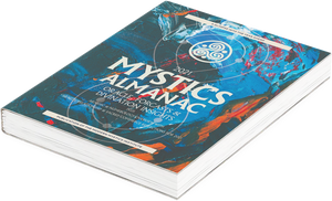 Mystics 2021 Almanac Oracle and Astro Insights (E-book only)