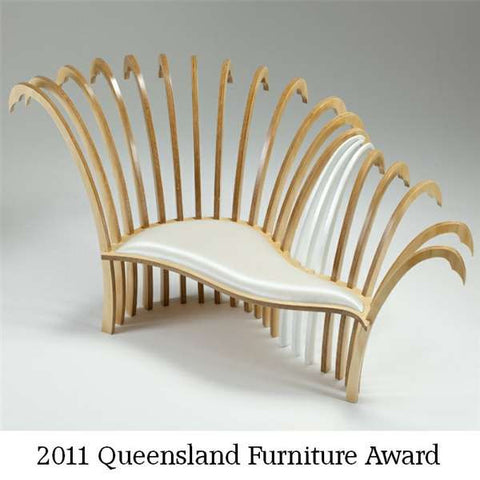 Fully customisable furniture design and hand made furniture by awards winning furniture designer and maker. Custom built and made to order. 10 year warranty.
