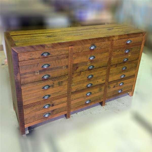 Rustic 1960s Recycled Solid Timber Cabinet Sideboard 3 x 4  : 334409grande from www.ebay.com.au size 600 x 600 jpeg 34kB