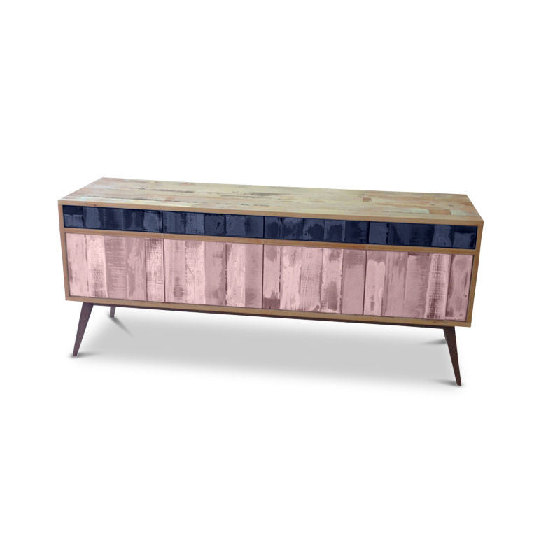 Sideboard buy wood cabinet buffet in navy blue and pink  : CabinetwithPushToOpenDrawersDoorsinNavyPink559f58157 df3c 40b8 a73f 447145f653a21024x1024 from ghify.com size 800 x 800 jpeg 27kB