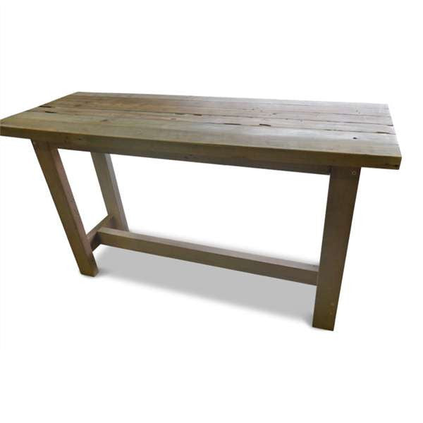 High Kitchen Bench: High Kitchen Island Bench, Handmade Solid Harwood Table