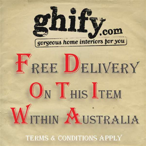 Ghify Free Delivery Offer Australia Wide