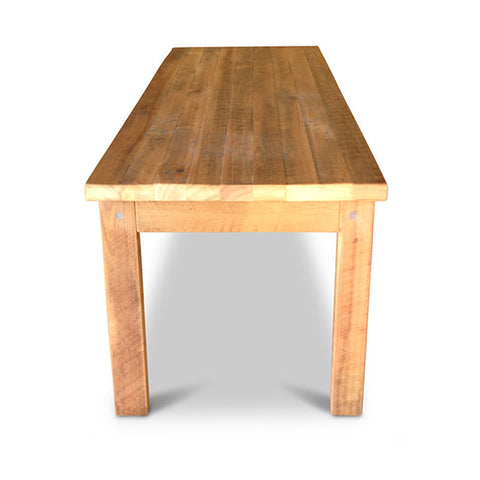 """Once Upon A Queenslander"" Eco Recycled Dining Table in Natural"