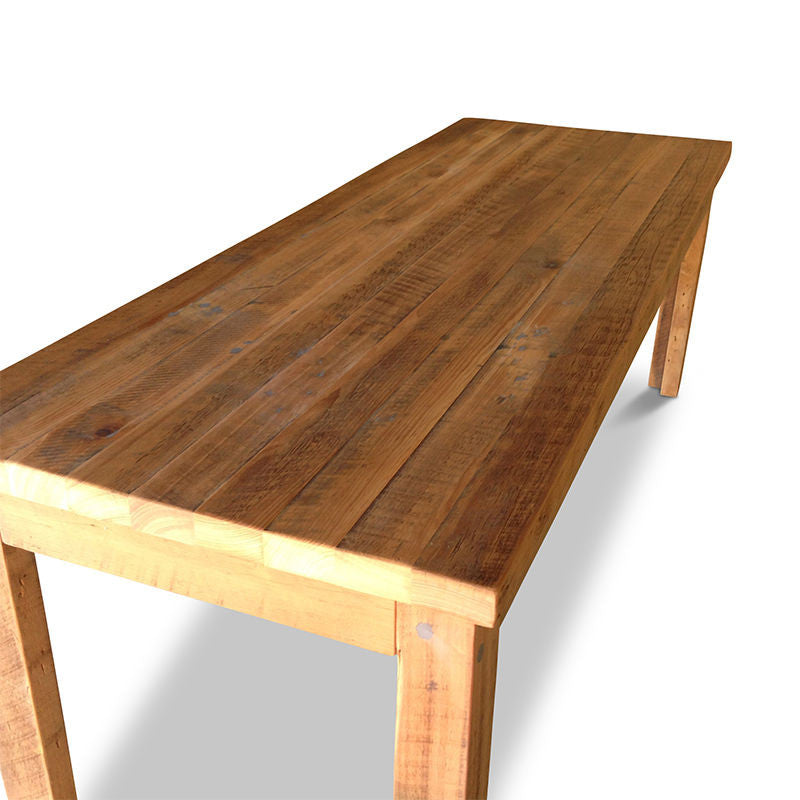 Dining Table Buy Custom Made Wooden Table In Natural Online