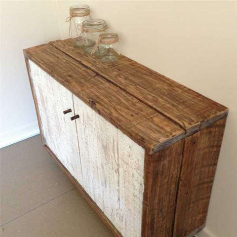 "Once Upon A Queenslander"" Eco Recycled ""The Skinny"" Cabinet, Hall Table / Console"