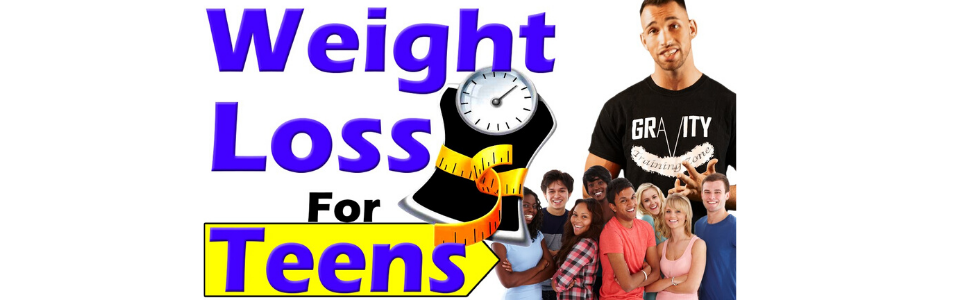 Healthy Weight Loss Secrets for Teens in Three Days
