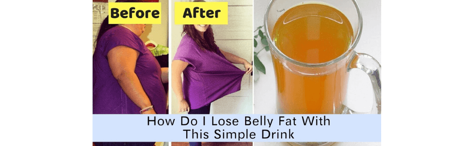 How Do I Lose Belly Fat With This Simple Drink