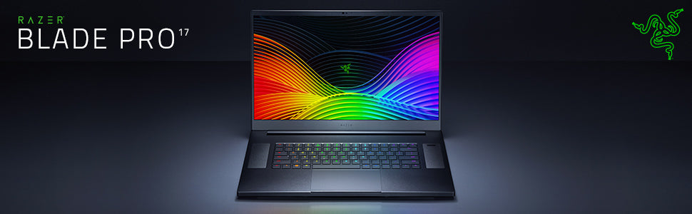 The Review of Enormous New Razer Blade Pro 17 Gaming Laptop