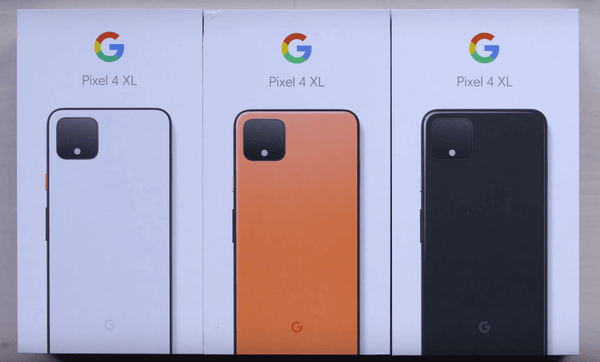 Unboxing every Google Pixel 4 and Google Pixel 4 XL