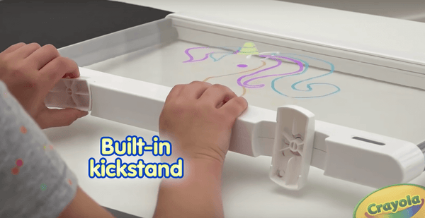 Crayola Ultimate Light Board LED Surface Presents for Children