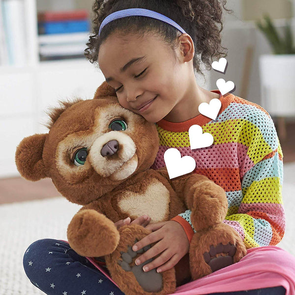 Cubby the Curious Bear christmas gift for kids