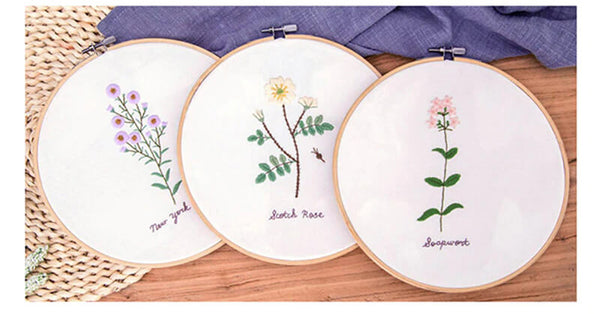Embroidery Starter Kit Cross Stitch Tool