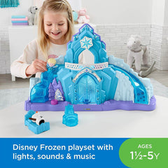 frozen ice castle christmas gifts